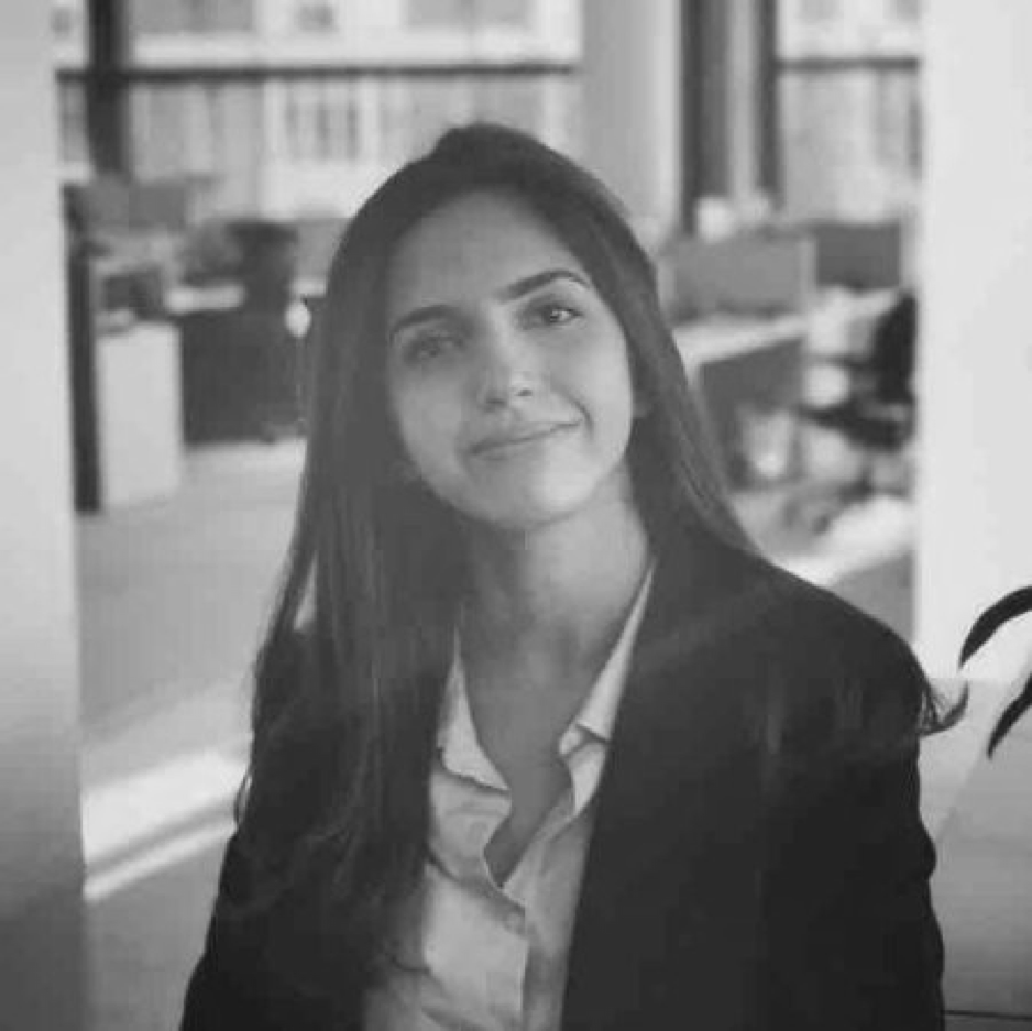 MEGHNA - PRODUCT - Meghna is a finance professional with experience across BlackRock's asset management and financial markets advisory functions. Prior research experience at The Brookings Institution and Wharton Business School.