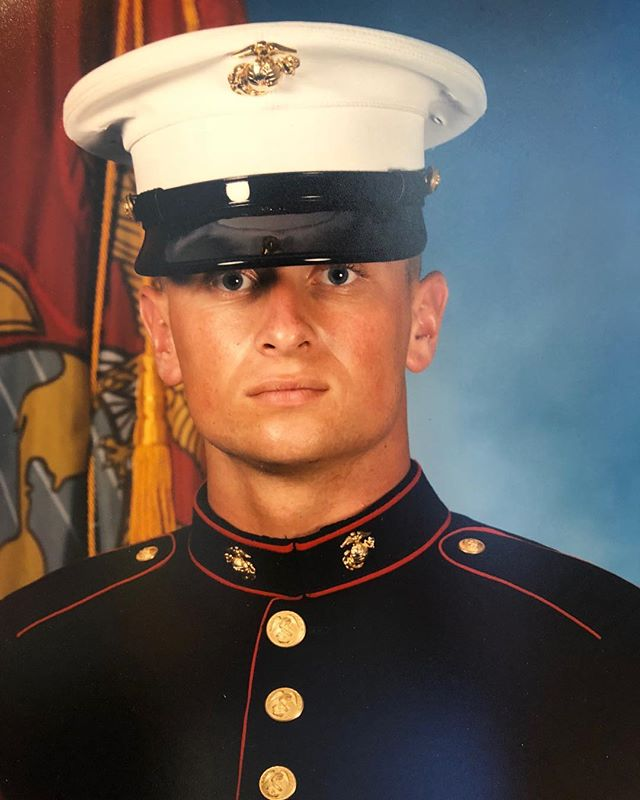 #DidYouKnow Jake Jensen is a U.S. Marine? He is also a Personal Trainer and teachesBoxing, TRX Fusion, CG Strong and more at Arena! . . . Don't forget, all veterans get a FREE month at CG Arena in July! See a Membership Advisor for details.