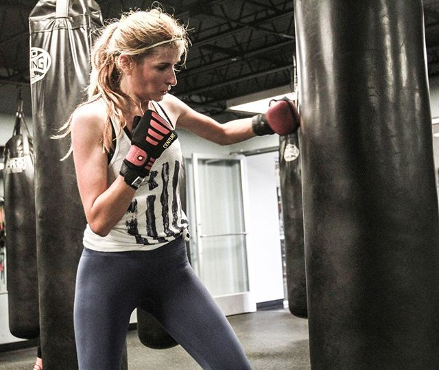 Knock out any challenges that come your way this week! 🥊💪 #motivationmonday #cgarenagroupfitness