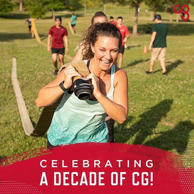 Camp Gladiator is celebrating its 10th Birthday with...the DEAL of the DECADE! $10 for four weeks of unlimited outdoor fitness only available for 36 hours! The deal goes live on Tues, 8/28 at 10 AM CT. Get ready to upgrade your fitness routine! #DecadeOfCG  Click link in bio to know when it's LIVE!