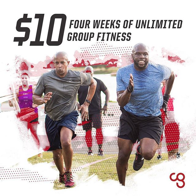 The Deal of the Decade is LIVE! Celebrate Camp Gladiator's 10th Birthday with 4 weeks of unlimited fitness for only $10. Click link in bio to purchase.