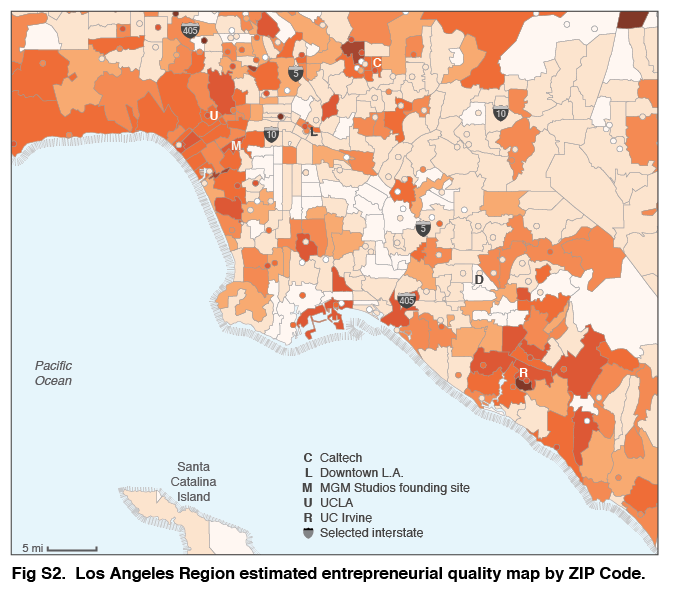 Where is Silicon Valley? Figure 2