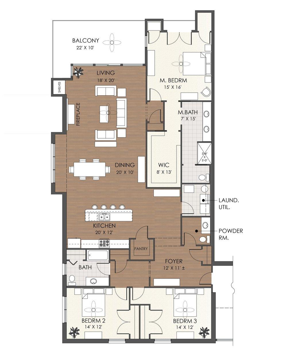 The Chelsea Residence