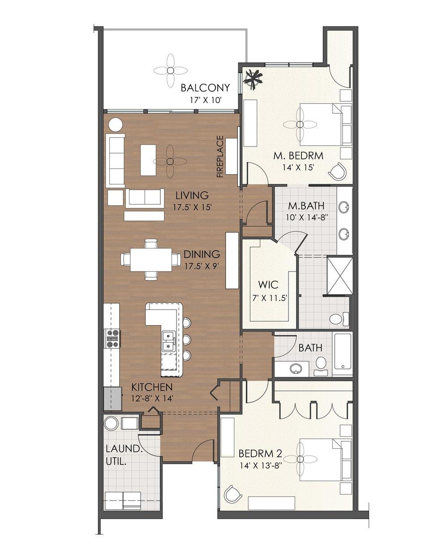 The Harper Residence