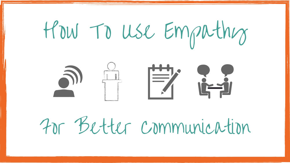 How To Use Empathy For Better Communication — Becoming Human