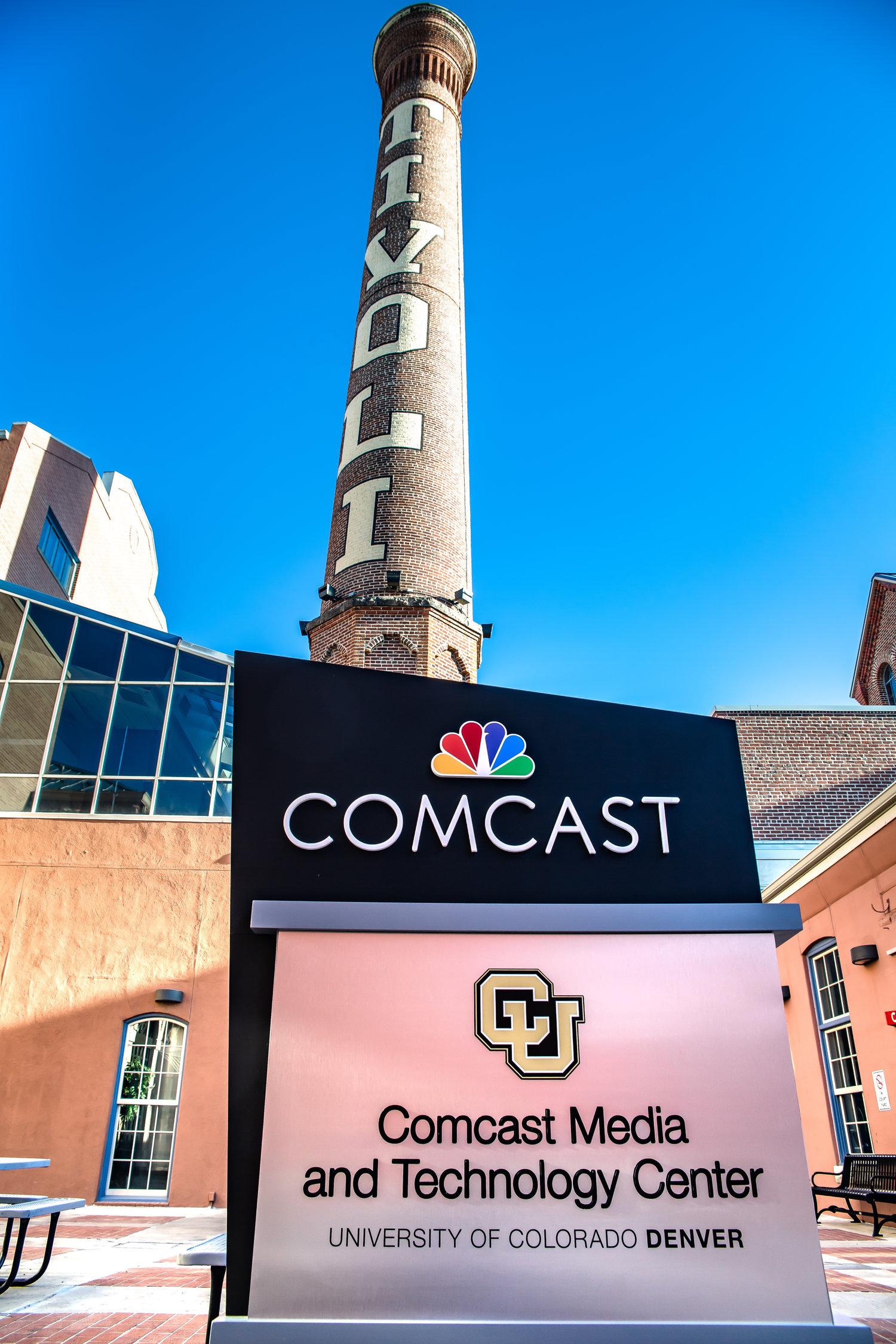 University Of Colorado Denver Campus Map.Contact Comcast Media And Technology Center