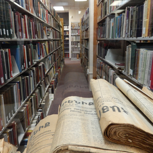 newspapers-at-armenian-library.jpg