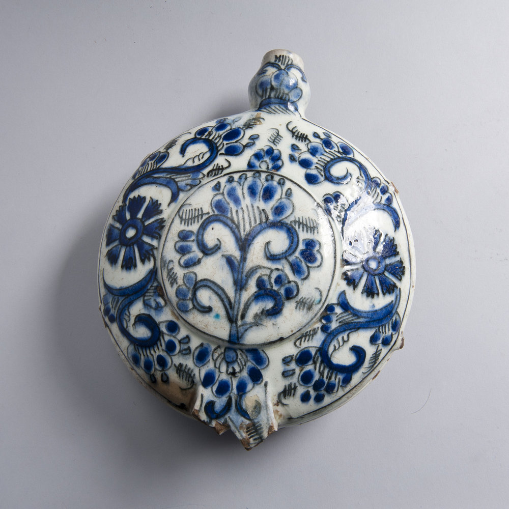 Pilgrim's Flask