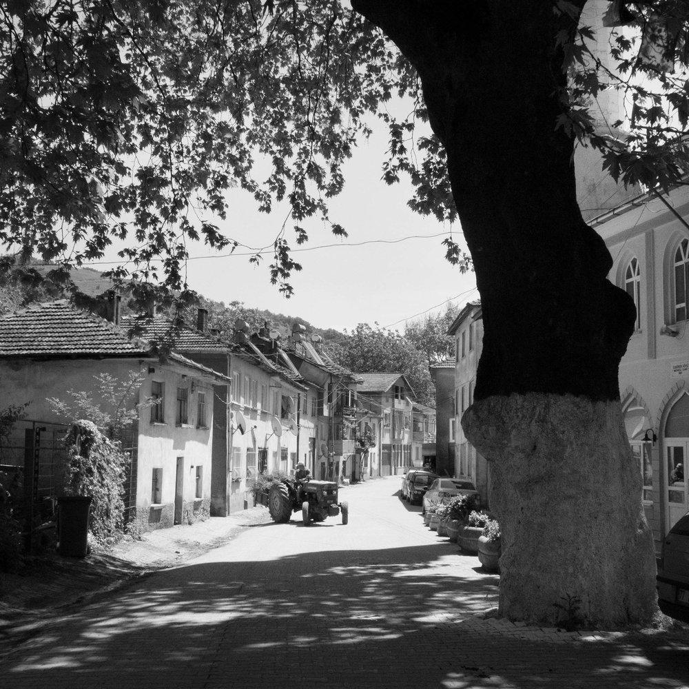Armenian village of Chengilar, Yalova, Turkey 2015