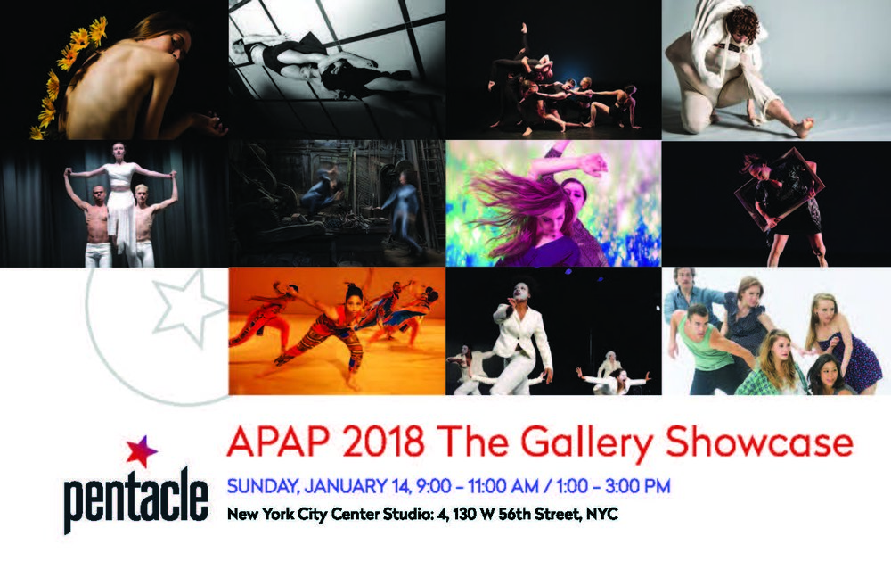Jan. 14, 2018 - 2-2:20 PM at New York City Center Studio 4 (map)