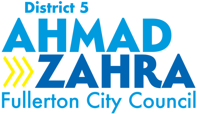Zahra for Fullerton City Council