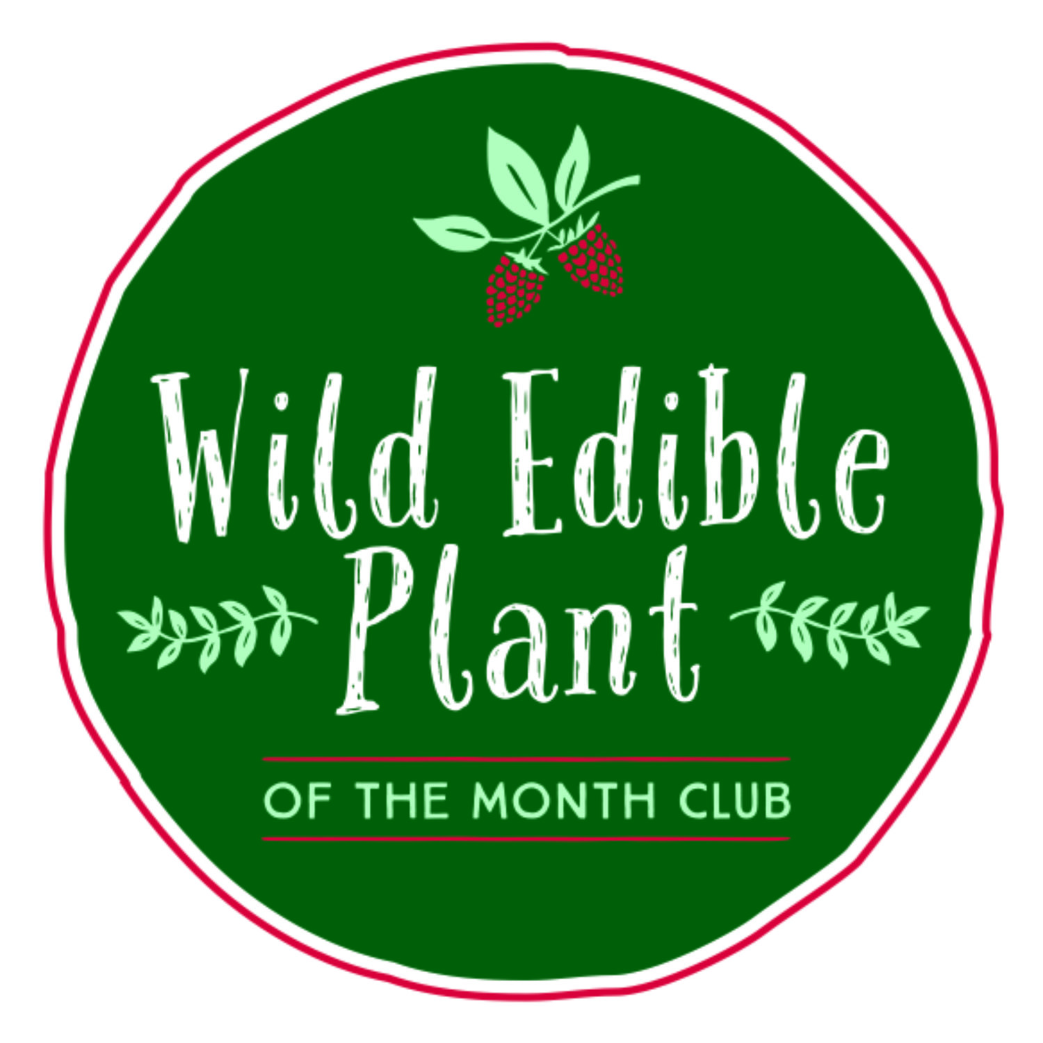 Wild Edible Plant of the Month Club