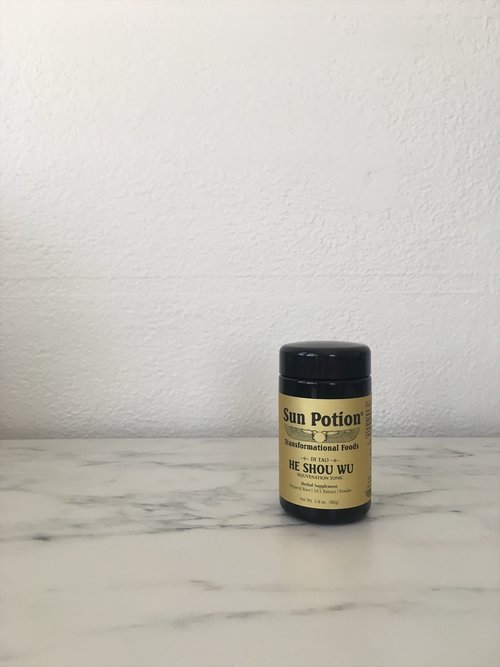 Sun Potion He Shou Wu Forage Collective