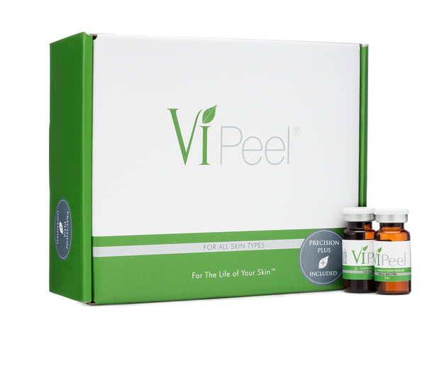 The Hyperpigmentation Peel:VI PEEL PRECISION PLUS - Hyperpigmentation refers to the dark areas left behind after suffering spots, bites, cuts and grazes to the skin. Although harmless, dark patches can take years to fade. The Hyperpigmentation Peel is specifically formulated to:• Diminish pigmentation and uneven tone• Reduce the appearance of age spots• Brighten areas caused by melasma or sun damage• Smooth out rough skin texture.