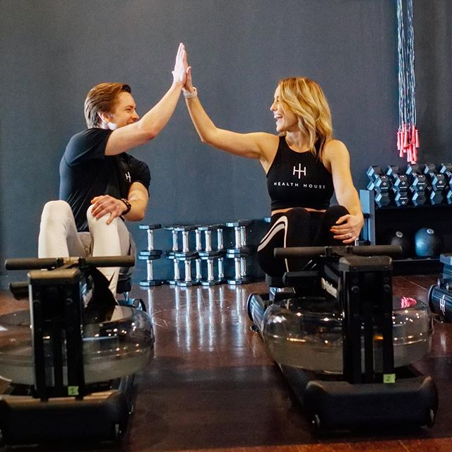 Congrats to our crew that CRUSHED 10 classes in 10 days!!!! 🔥 Drop am emoji if you completed the #Rowchella challenge! 👇 #RowForIt