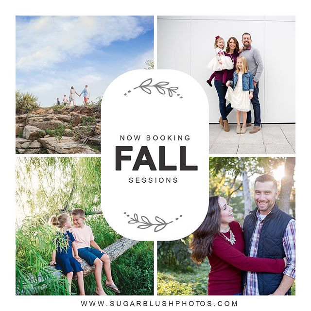 Signups are now open on my website for fall family sessions!  I have limited availability and times are getting taken left and right, so grab a spot!  www.sugarblushphotos.com  #sugarblushphotos #dfwphotographer #dfw #dfwfamilyphotographer #allentx #allentxphotographer #friscotxphotographer #planotxphotographer #mckinneytxphotographer #dallasphotographer #dallasfamilyphotographer #pratherpark #murrellpark #attperformingartscenter