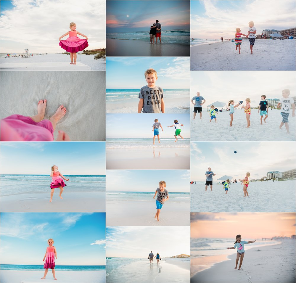 destin beach vacation photographer