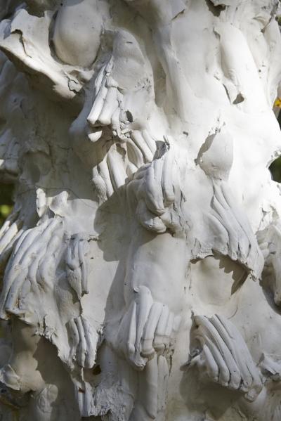 Climb , 2012, detail