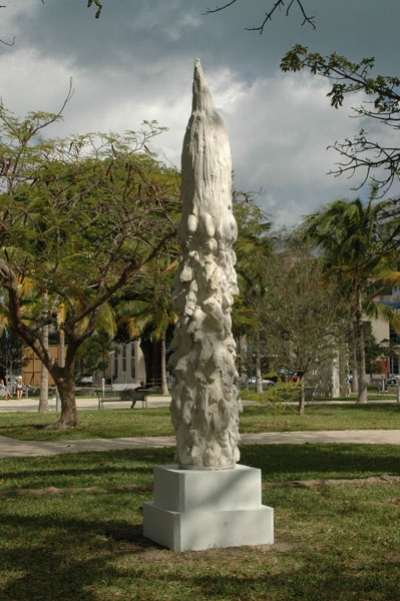 Climb, 2012, installed at Miami Basel 2012
