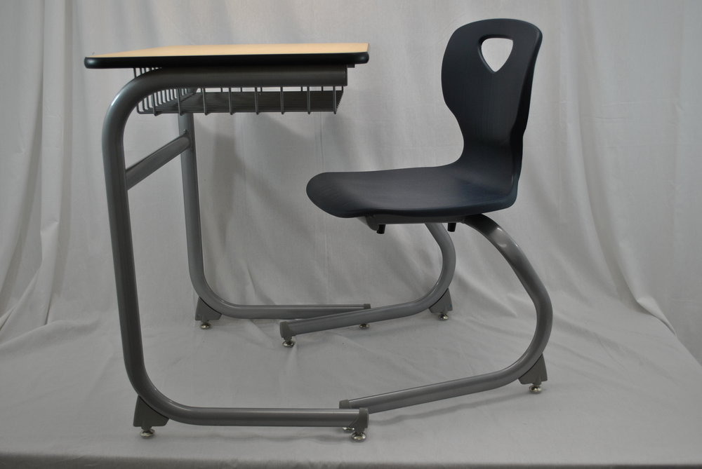 Jack Series - Cantilever Desk and Chair