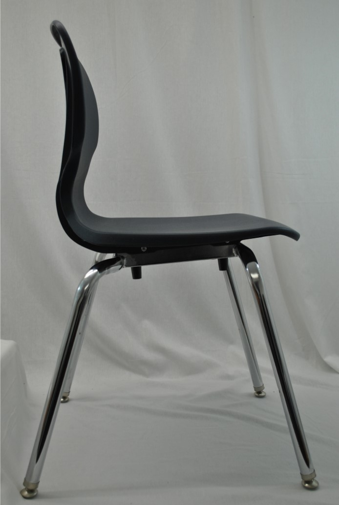 4 Leg Stack Chair 2