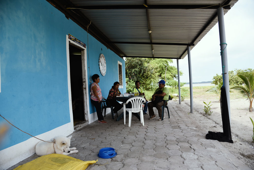 La Tarde en La Isla Costa Rica//Afternoon on Costa Rica Island