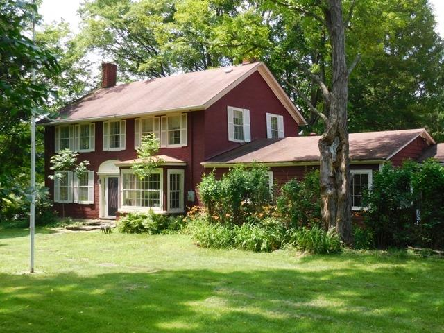269,000 - Acreage +/-: 15.304 Bedrooms, 2 BathsPlank & Hardwood FloorsCarriage House w/Upstairs Apartment