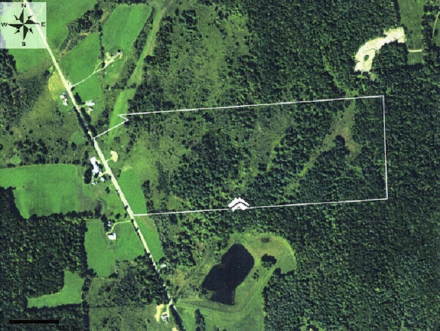 92,000 - Acreage +/-: 65Nice Mixture of Open & Wooded Land
