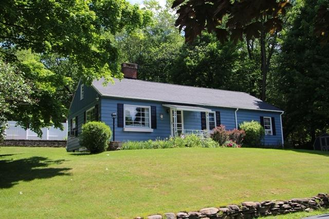 Reduced from 119,900 to 114,900 - Acreage +/-: .253 Bedrooms, 1 3/4 BathsWell-Cared-For Village HomeFireplace, Hickory Kitchen Cabinets