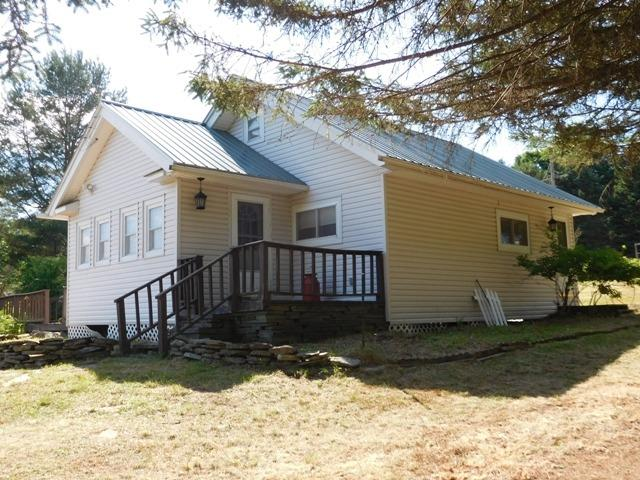 112,000 - Nice 1-Bedroom Cottage with 2-Car Garage.47.6 Acres with Pond