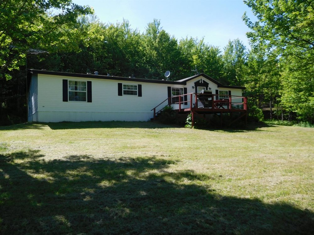 175,000 - 3-Bedroom, 2-Bath Immaculate Doublewide on 40+ Acres With Beautiful Pond