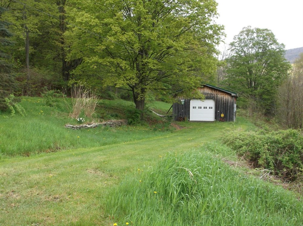 99,900 - 24.21 AcresWith Barn, Driveway, Views & PondClose to Cannonsville Reservoir
