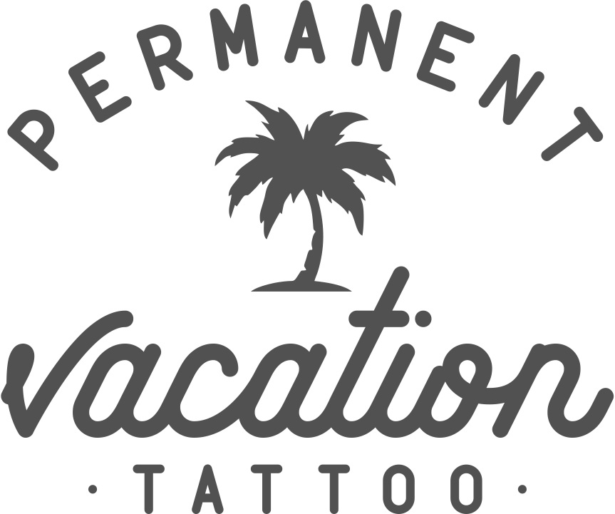 Permanent Vacation Tattoos