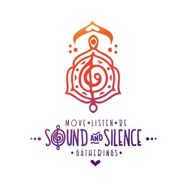 Sound and Silence gatherings logo