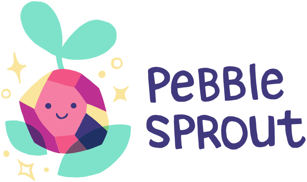 Pebble sprout
