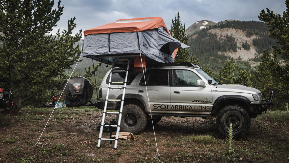 ADAPTABLE - Our crossbars are designed to move to accommodate whatever spacing necessary for mounting your equipment. It's never been easier to mount you tents, awnings, and more.