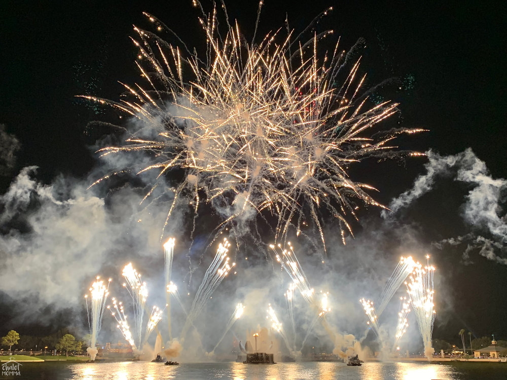 the most spectacular fireworks display ever!