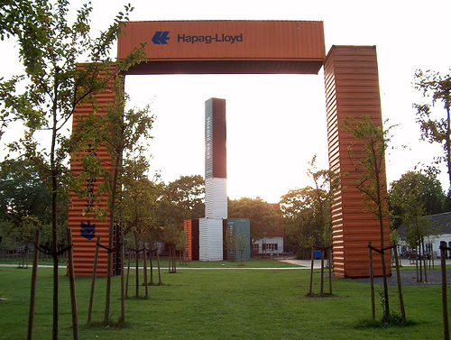 Container Arch