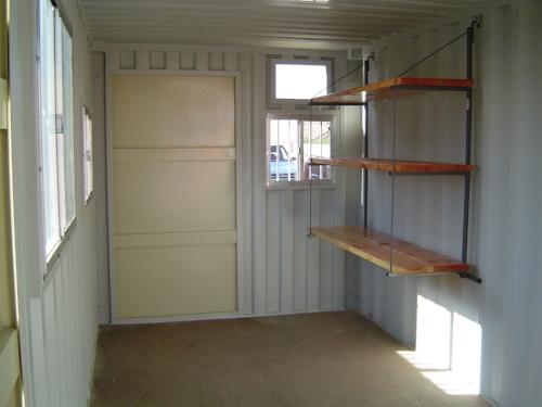 3 Tier shelf in office box