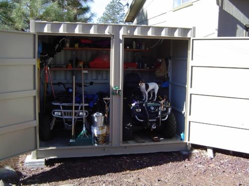 Quad Storage