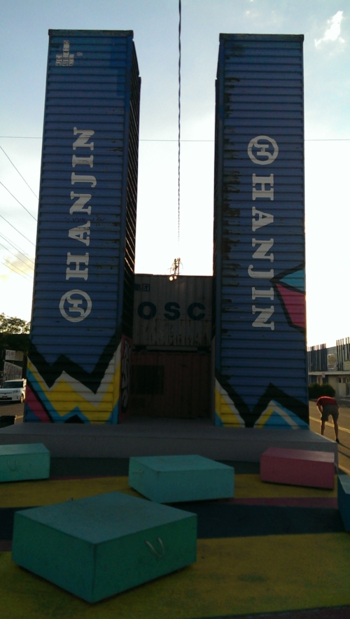 Container Stage