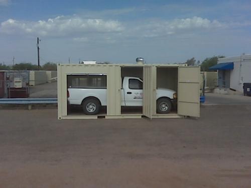 Truck in a Box