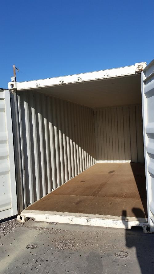 160 SQ Foot Storage