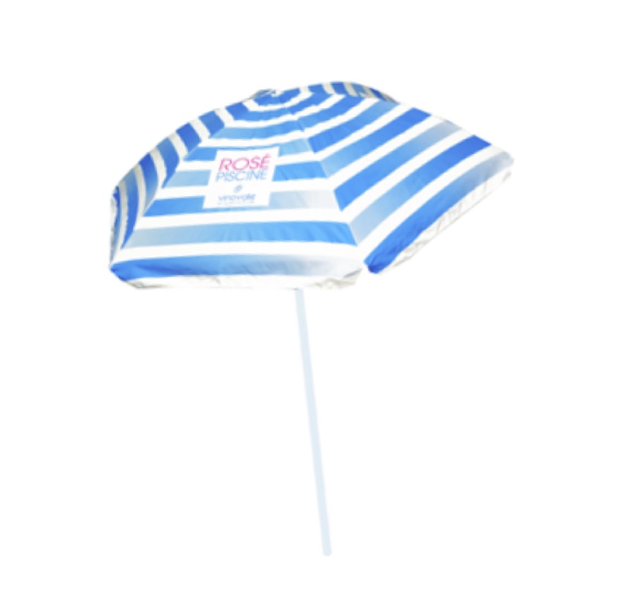 Rosé Piscine Beach Umbrella