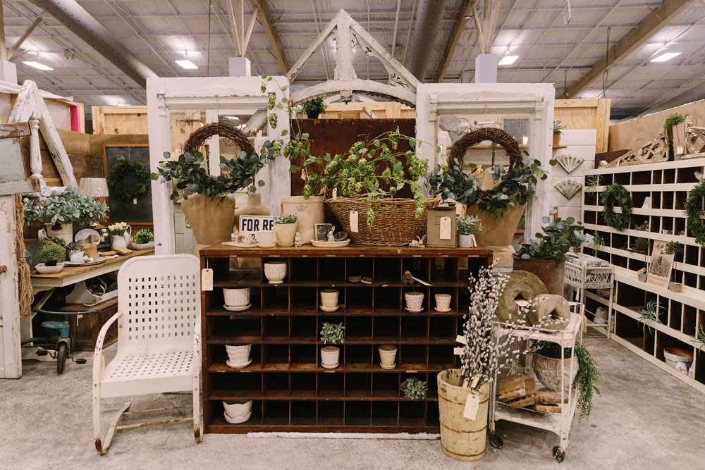 City Farmhouse Pop Up Fair in Gonzalas, LA