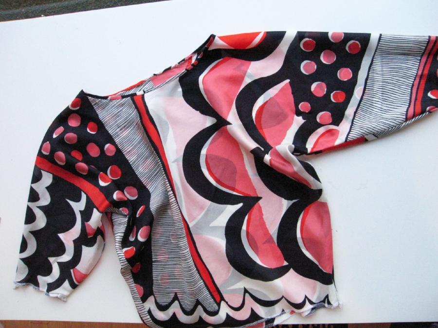 center for pattern design mv bias pullover pattern