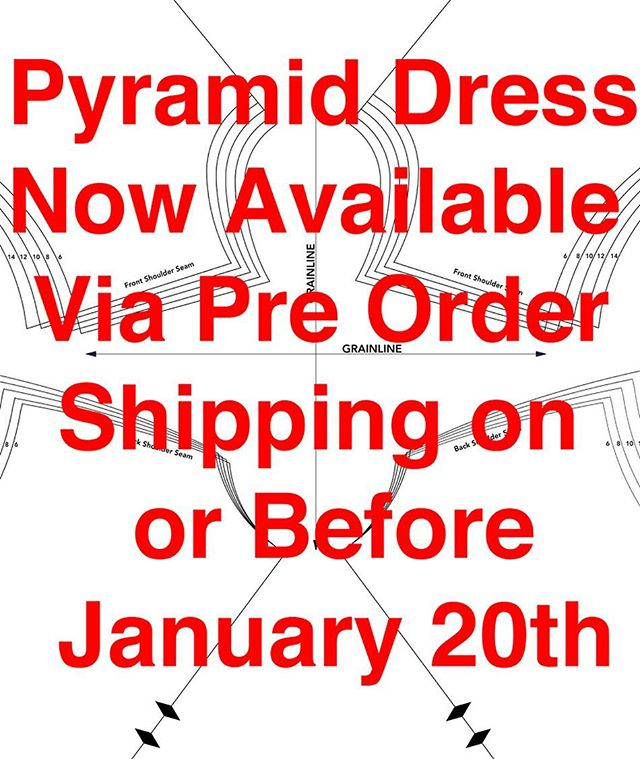 self explanatory, link on homepage #memadeeveryday #pyramiddress #cfpdpaterns #sewpatterns  #subtractioncutting #sewsewsew #sewcialists #sewersofinstagram #fashionsewing #couturesewing #biascut #lowwastefashion #memadeeveryday #learntosew #garmentsewing #sewingandstitcheryexpo #sewexpo2019