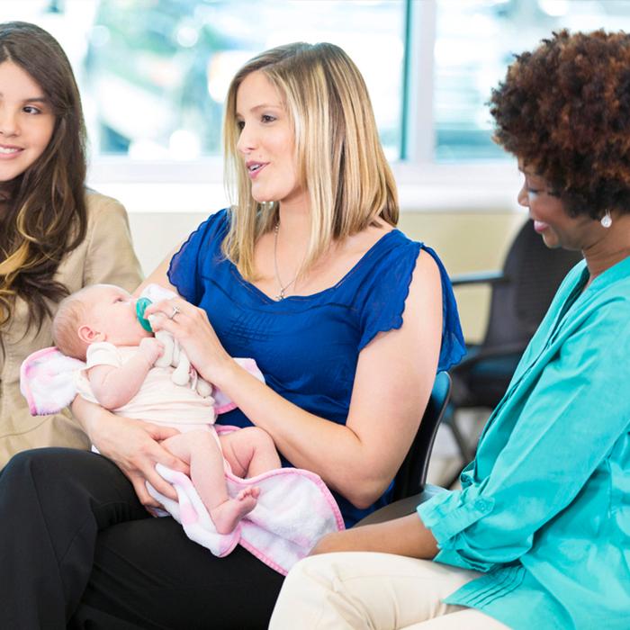 Group Prenatal Class -