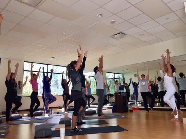 Art & Yoga -- Yoga Pod West Houston