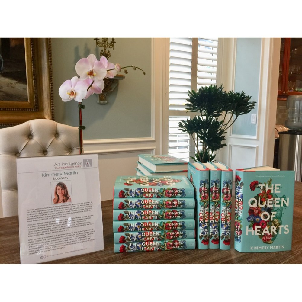 The Queen of Hearts [Kimmery Martin] Book Launch